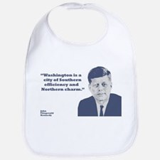 Kennedy - Washington Bib