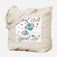 Special Needs...Special Love Tote Bag