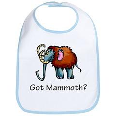 Got Mammoth Bib