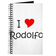 Rodolfo Journal