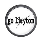 go Lleyton Wall Clock