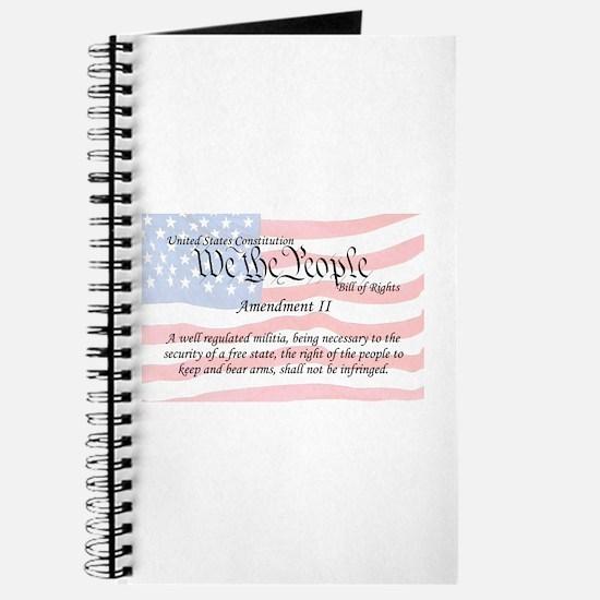 Amendment II and Flag Journal