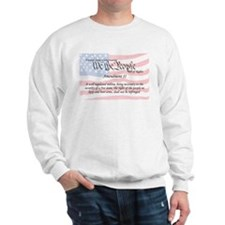 Amendment II and Flag Sweatshirt