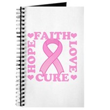 Hope Faith Love Cure Journal