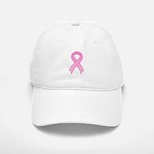 Breast Cancer Pink Ribbon Baseball Baseball Cap