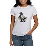 English Trumpeter Dark Splash Women's T-Shirt