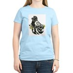 English Trumpeter Dark Splash Women's Light T-Shir