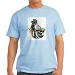 English Trumpeter Dark Splash Light T-Shirt