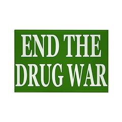 End the Drug War (100 magnets)
