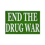 10 End the Drug War Fridge Magnets