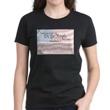 Amendment V and Flag Tee