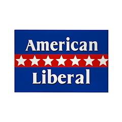 10 American Liberal Fridge Magnets