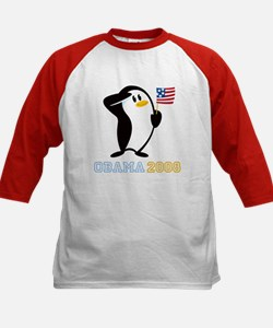 Proud Penguin OBAMA 2008 Tee