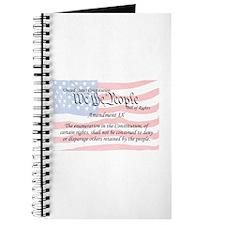 Amendment IX and Flag Journal