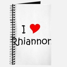 Cool Rhiannon Journal