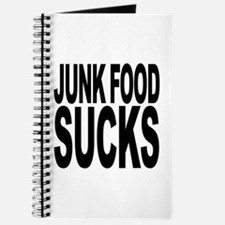 Junk Food Sucks Journal