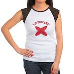Lifeguard Women's Cap Sleeve T-Shirt
