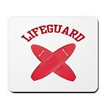 Lifeguard Mousepad