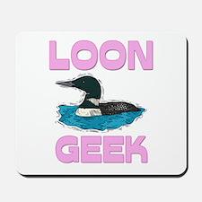 Loon Geek Mousepad