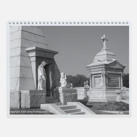 Restless Spirits Wall Calendar