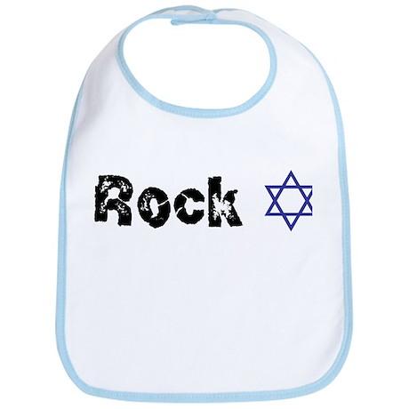 Rock Star of David Bib