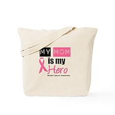 Breast Cancer Hero Tote Bag