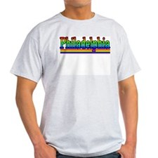phila gay colors T-Shirt