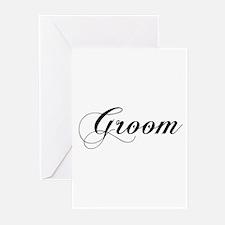 Groom Greeting Cards (Pk of 10)