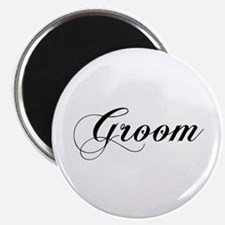 "Groom 2.25"" Magnet (10 pack)"