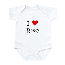 Cute Roxy Infant Bodysuit