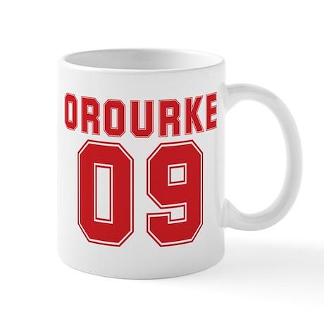 OROURKE 09 Mug