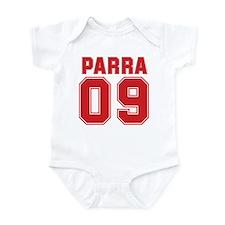 PARRA 09 Infant Bodysuit
