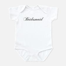 Bridesmaid Infant Creeper