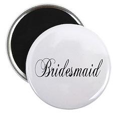 "Bridesmaid 2.25"" Magnet (100 pack)"