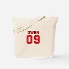 OWEN 09 Tote Bag