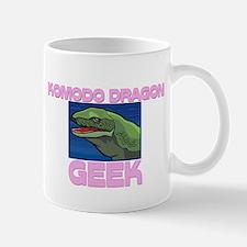 Komodo Dragon Geek Mug