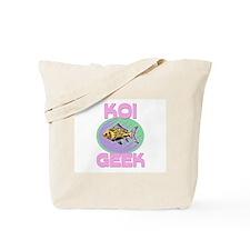 Koi Geek Tote Bag