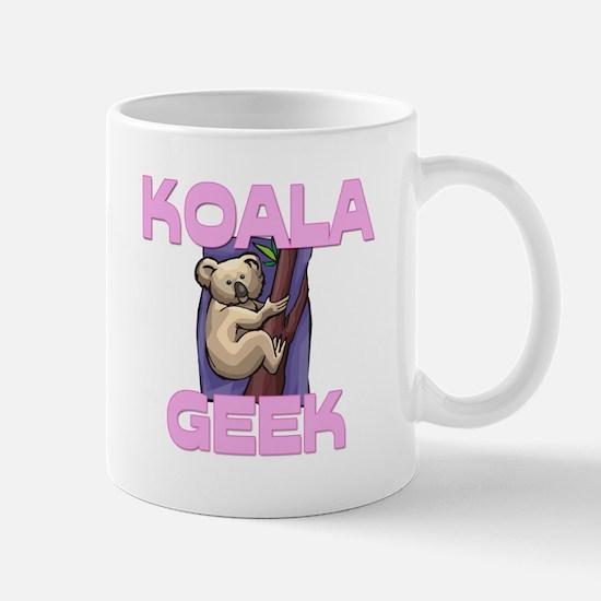 Koala Geek Mug