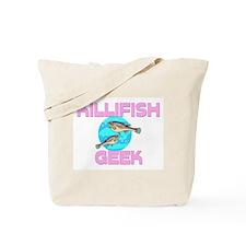 Killifish Geek Tote Bag