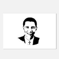 Catholic Obama Postcards (Package of 8)