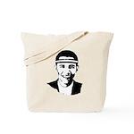 B-ball Obama Tote Bag