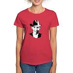 Cowboy Obama Women's Dark T-Shirt
