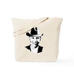 Cowboy Obama Tote Bag