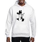 Cowboy Obama Hooded Sweatshirt