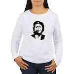 Che Obama Women's Long Sleeve T-Shirt