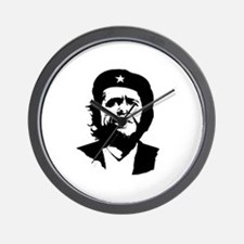Che Obama Wall Clock