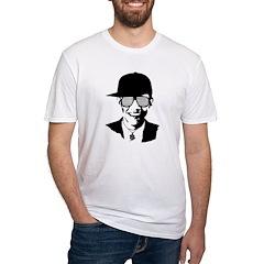 Barack Obama Hipster Glasses Shirt