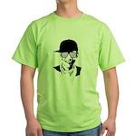 Barack Obama Hipster Green T-Shirt