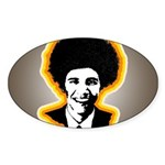 FROBAMA Oval Sticker