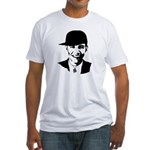 Barack Obama Bling Fitted T-Shirt